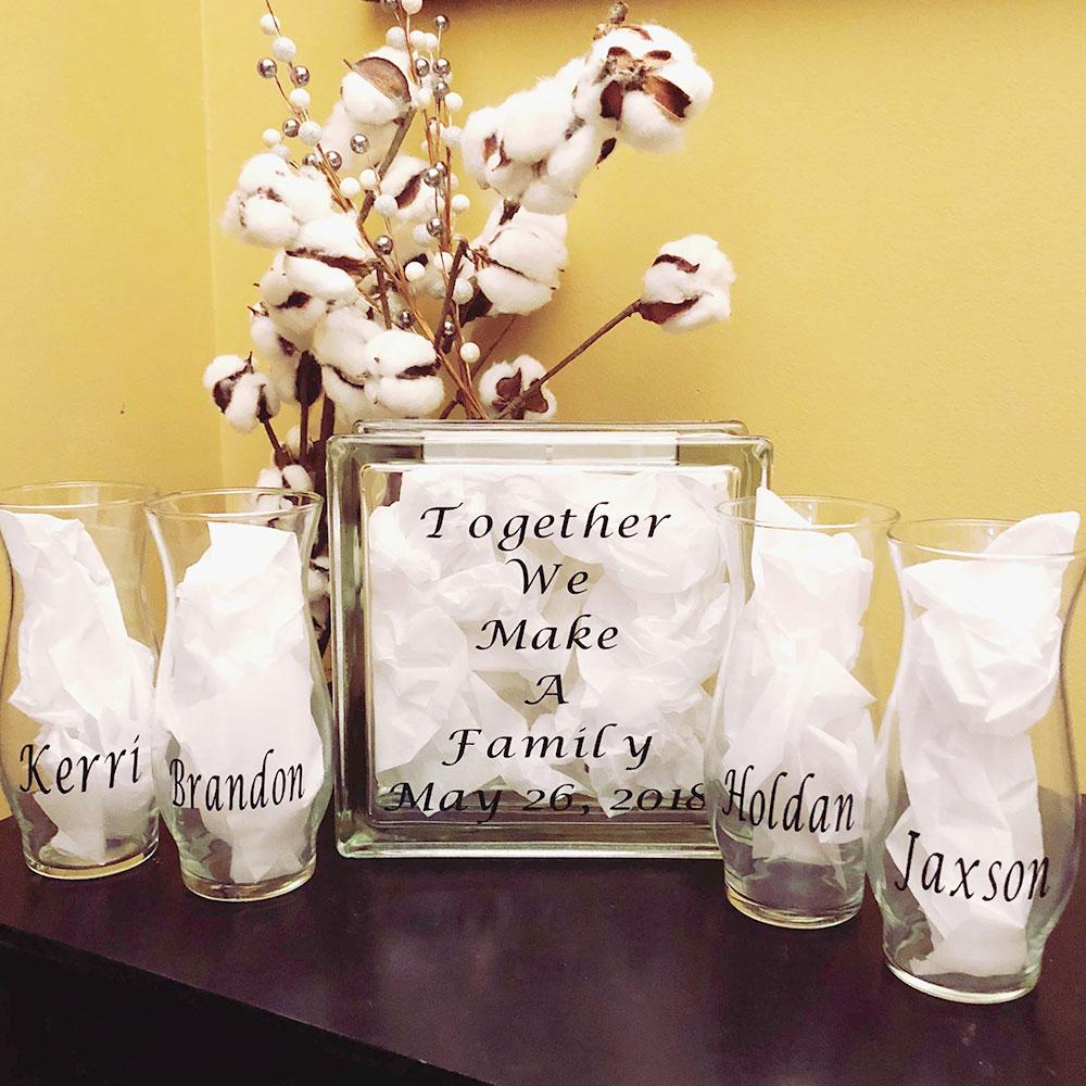 Blended Ceremony Sets